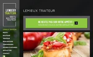 Lemieux Traiteur - Chaudière-Appalaches, Beaumont (Bellechasse)