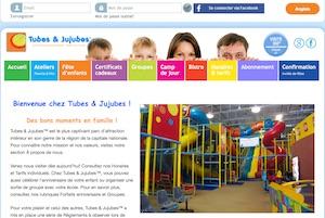 Tubes & Jujubes, Centre d'amusement familial - Outaouais, Gatineau