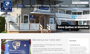 Auberge Motel le St-Georges - Mauricie, Trois-Rivières