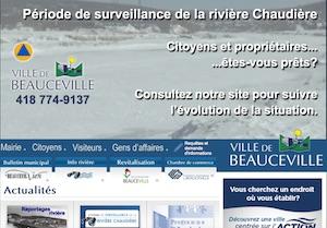 Ville de Beauceville - Chaudière-Appalaches, Beauceville (Beauce) (Beauce)