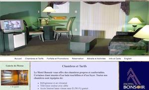 Motel Bonsoir - Estrie / Canton de l'est, Granby
