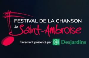 Festival de la chanson de Saint-Ambroise - Saguenay-Lac-Saint-Jean, Saint-Ambroise (Saguenay)