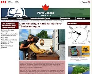 Lieu historique national du Fort-Témiscamingue (Parcs Canada) - Abitibi-Témiscamingue, Duhamel-Ouest