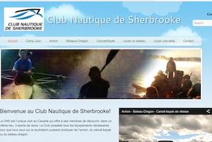 Club de canoë-kayak de Sherbrooke - Estrie / Canton de l'est, Sherbrooke