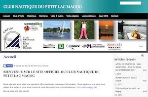 Club Nautique du Petit Lac Magog - Estrie / Canton de l'est, Sherbrooke