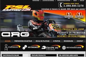 PSL Karting - Mauricie, Trois-Rivières