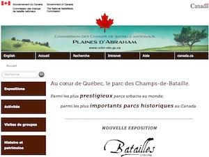 Commission des champs de bataille nationaux (Jardin Jeanne d'Arc) - Capitale-Nationale, Ville de Québec (V)