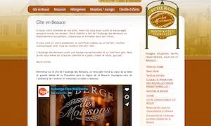Auberge des Moissons - Chaudière-Appalaches, Vallée-Jonction (Beauce)