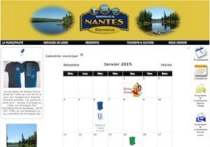 Municipalité Nantes - Estrie / Canton de l'est, Nantes (M)