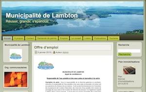 Municipalité de Lambton - Estrie / Canton de l'est, Lambton (M)