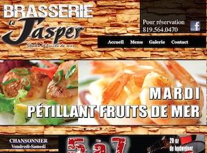Brasserie Jasper - Estrie / Canton de l'est, Municipalité Stoke