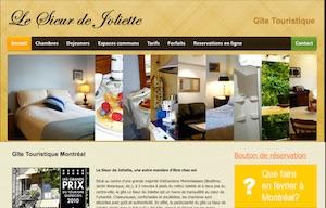 Gîte Le Sieur de Joliette - Montréal, Montréal