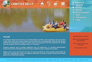 Camping Kelly - Lanaudière, Sainte-Julienne