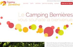 Camping Bernières - Chaudière-Appalaches, Lévis (Lévis)