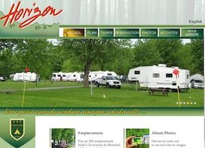 Camping Horizon - Lanaudière, Saint-Roch-de-l'Achigan