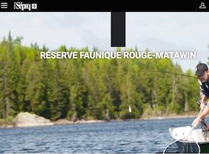 Camping Rouge-Matawin (Sépaq) - Laurentides, La Macaza