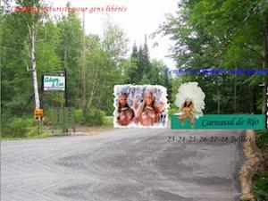 Camping Club Naturiste Adam et Ève - -Centre-du-Québec-, Sainte-Brigitte-des-Saults