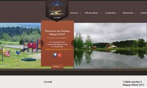 Camping Magog-Orford - Estrie / Canton de l'est, Orford