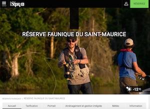 Camping Lac Normand (Réserve Faunique Saint-Maurice - Mauricie, Trois-Rives