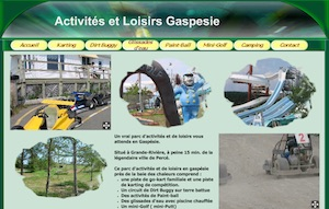 Camping Circuit Nitram Plus - Gaspésie, Grande-Rivière