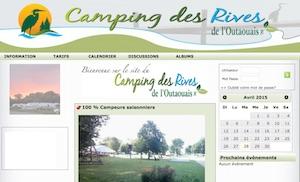 Camping des rives de l'Outaouais - Outaouais, Gatineau