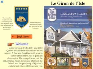 Gîte Le Giron de l'Isle - Capitale-Nationale, Saint-Jean-de-l'Île-d'Orléans