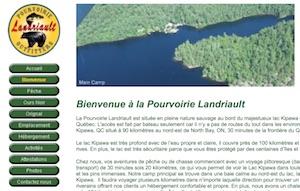 Pourvoirie Landriault - Abitibi-Témiscamingue, Kipawa