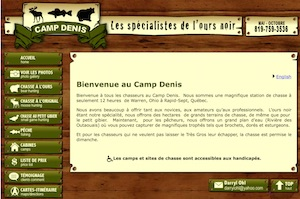 Pourvoirie Denis Inc - Abitibi-Témiscamingue, Malartic
