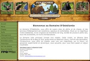 Pourvoirie D'Oskélanéo - Mauricie, La Tuque (Clova)