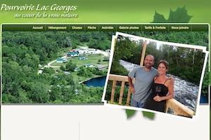 Pourvoirie Lac Georges - Laurentides, Sainte-Anne-du-Lac