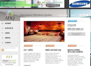 Association des hôteliers du Québec - Montréal, Montréal