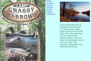 Pourvoirie Camp Grassy Narrows - Abitibi-Témiscamingue, Moffet
