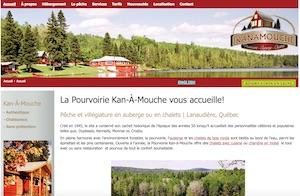 Pourvoirie Kanamouche - Lanaudière, Saint-Michel-des-Saints
