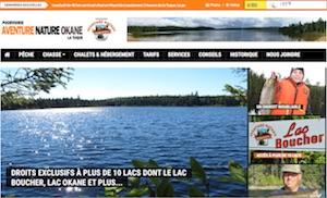 Pourvoirie Aventure Nature Okane - Mauricie, La Tuque