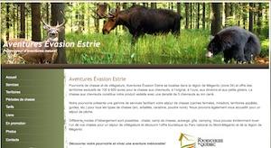 Aventures Évasion Estrie - Estrie / Canton de l'est, Val-Racine (M)