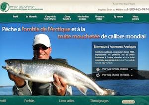 Aventures Arctiques - Montréal, Baie-d'Urfé