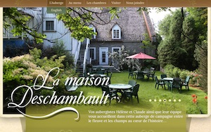 Auberge La Maison Deschambault - Capitale-Nationale, Deschambault-Grondines