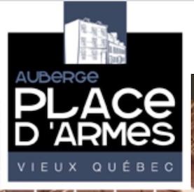 Auberge de la Place D'Armes - Capitale-Nationale, Ville de Québec (V) (La Cité-Limoilou)
