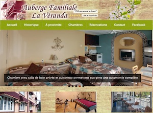Auberge La Véranda - Mauricie, Trois-Rivières