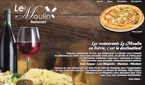 Le Moulin Restaurant (Windsor) - Estrie / Canton de l'est, Windsor