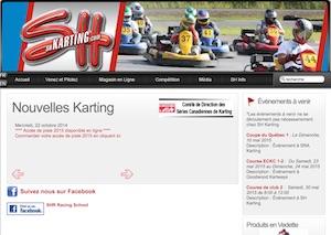 Sh Karting - Montérégie, Mont-Saint-Hilaire