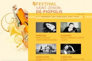 Festival de St-Zénon-de-Piopolis - Estrie / Canton de l'est, Piopolis (M)