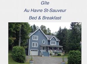 Gîte Au Havre St-Sauveur - Laurentides, Saint-Sauveur