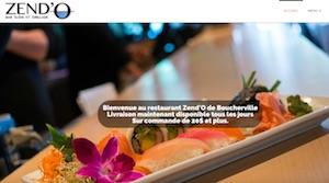 Restaurant Zend'O - Montérégie, Longueuil