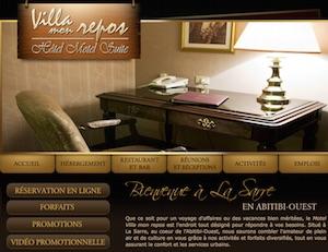 Motel Villa Mon Repos - Abitibi-Témiscamingue, La Sarre