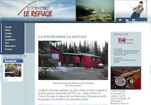 Pourvoirie le Refuge - Saguenay-Lac-Saint-Jean, Saguenay (Saguenay) (V) (Jonquière)