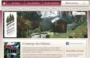 Auberge et SPA des Falaises - Charlevoix, La  Malbaie