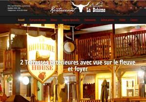 Restaurant Grillade La Bohème - Charlevoix, La  Malbaie