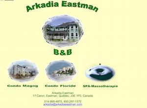Arkadia Eastman - Estrie / Canton de l'est, Eastman