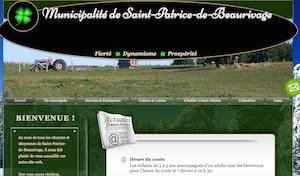 Ville Saint-Patrice-de-Beaurivage - Chaudière-Appalaches, Saint-Patrice-de-Beaurivage (Lotbinière)